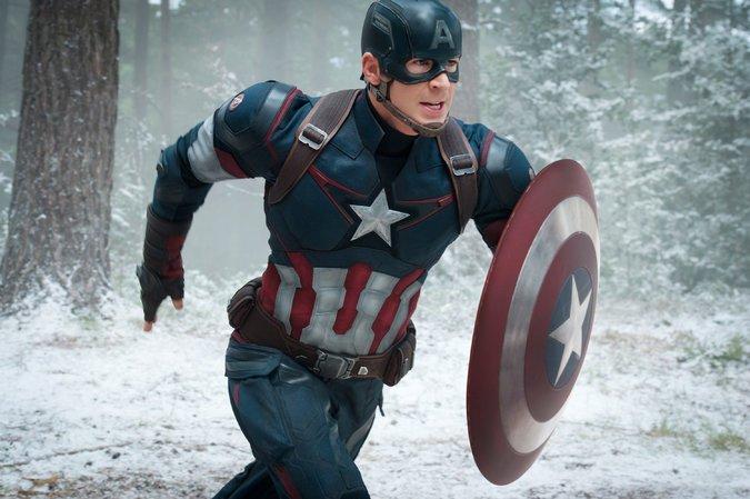 Chris Evans confirma que 'Los Vengadores 4' será su última película como Capitán América