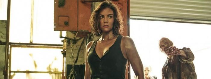 Lauren Cohan seguirá en la novena temporada de 'The Walking Dead'