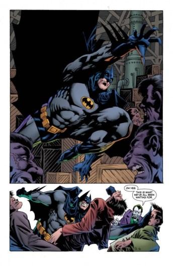 'Batman: Kings of Fear' Page 5