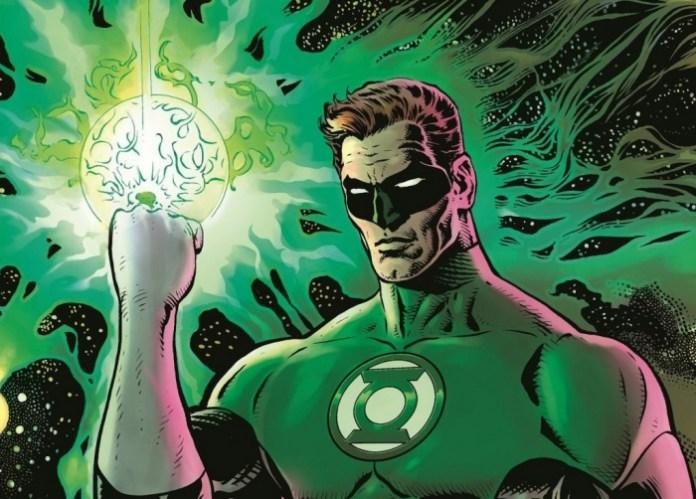 Grant Morrison The Green Lantern