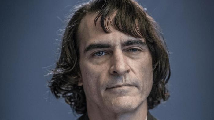 Primeras pruebas del maquillaje de Joaquín Phoenix como Joker