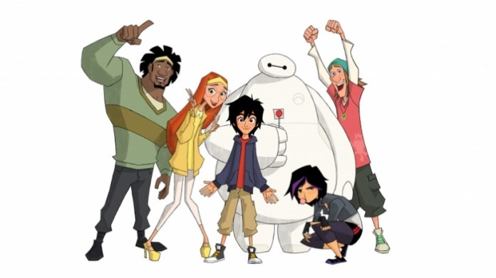 big hero 6 the series episode one