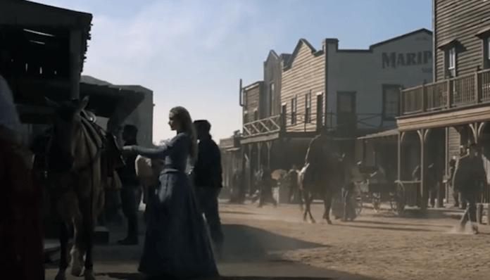 Decorados de Westworld arrasados por el incendio de California