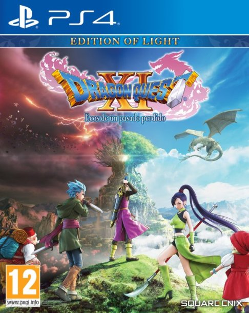 Dragon Quest Portada