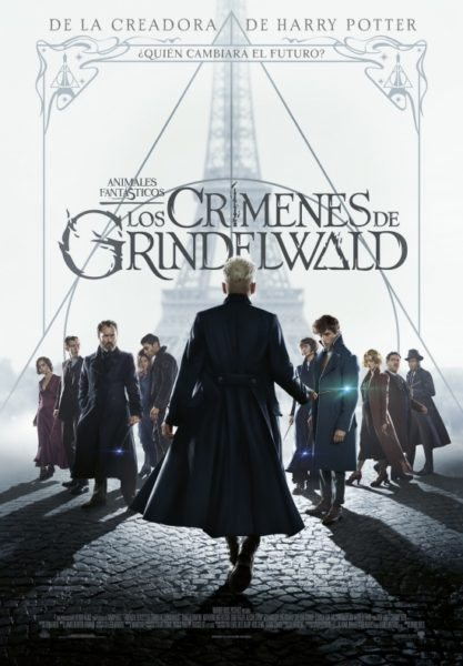 Crítica 'Animales fantásticos: Los crímenes de Grindelwald'