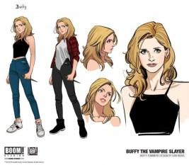 Buffy Boom Comics