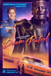 Doom Patrol - Póster Robotman