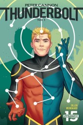 Peter Cannon Thunderbolt #1 Cover 4