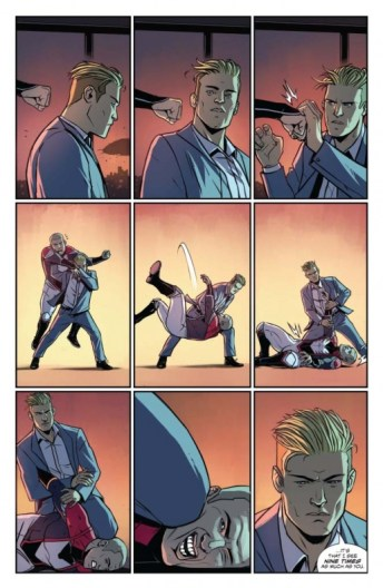 Peter Cannon Thunderbolt #1 Page 6