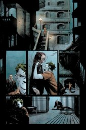 Batman Curse White Knight 1
