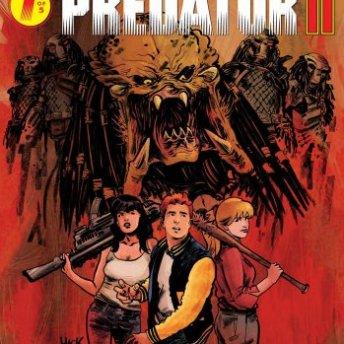 Archie Vs Predator II Robert Hack