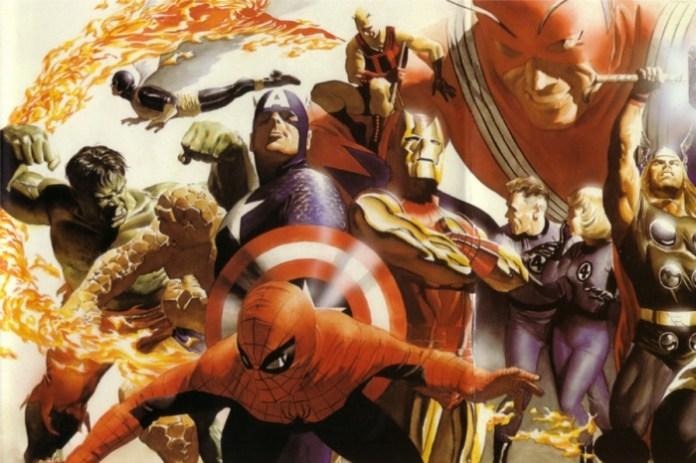 Kurt Busiek - Marvels