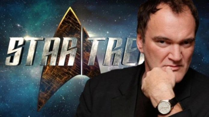 Star Trek - Tarantino