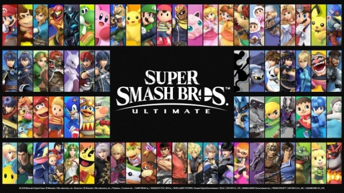 super smash bros switch 4930079