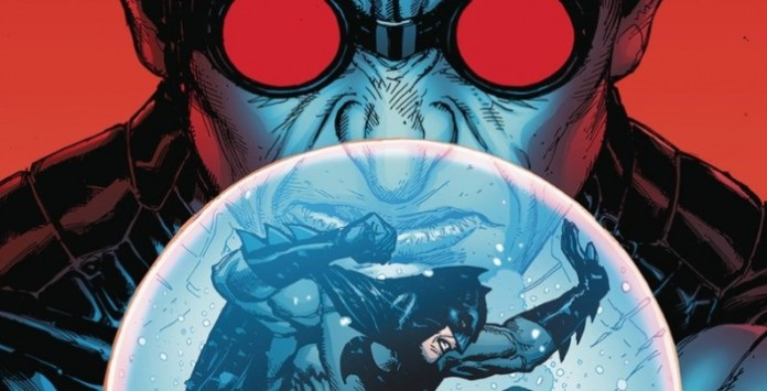 Batman Mr Freeze Detective Comics header