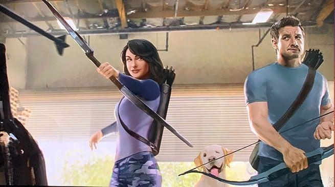 Hawkeye - Disney+