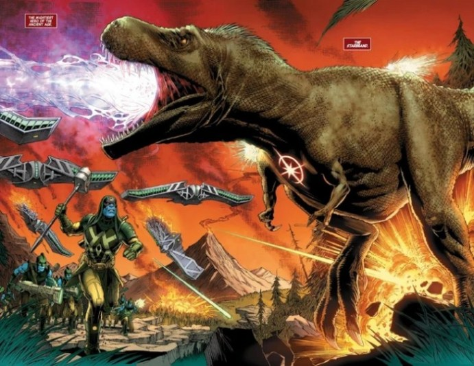 Avengers #26 - el superhéroe más antiguo de Marvel Comics 03