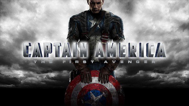 Capitan América El primer vengador