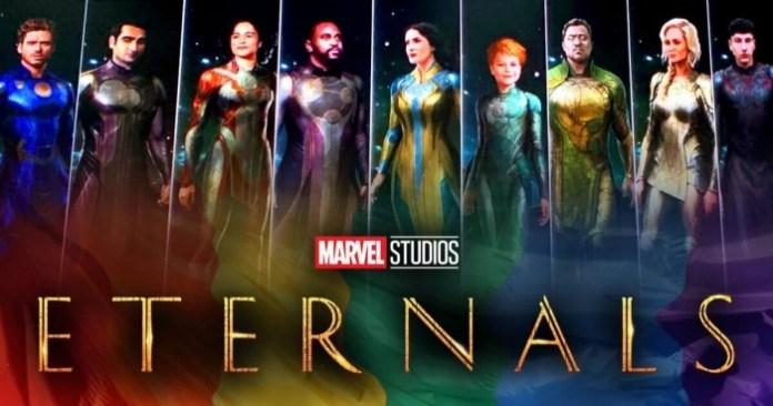 Eternals - diseños conceptuales de personajes