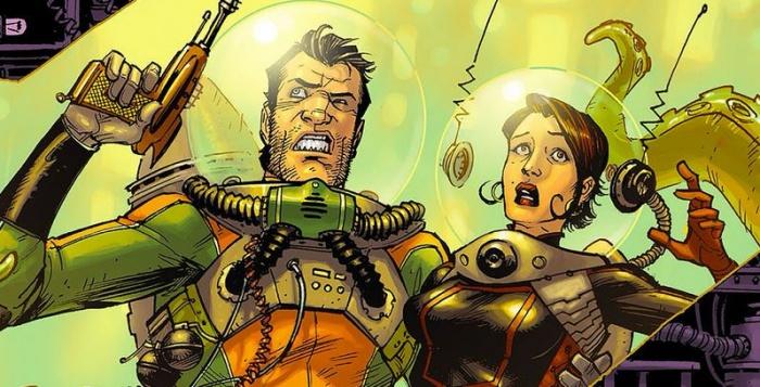 Amazon Studios desarrollará una nueva serie de Fear Agent
