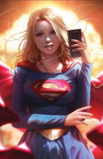 Supergirl #42 variant