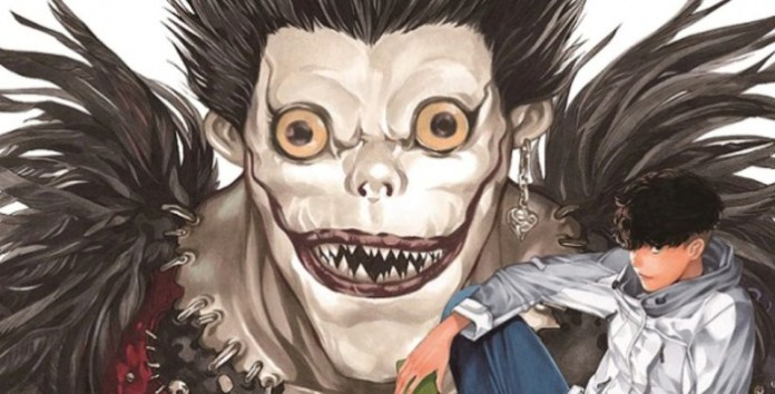 Death Note New Chapter Header