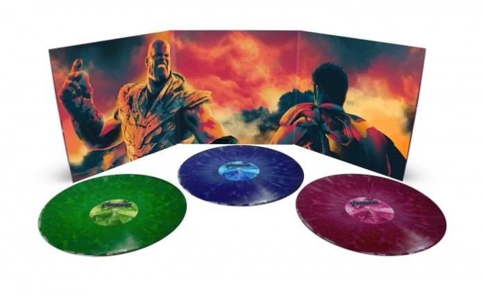6. Avengers EG gatefold spread