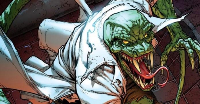 Lizard Cursed Marvel