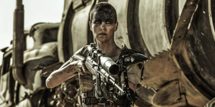 Mad Max Fury Road Charlize Theron Imperator Furiosa