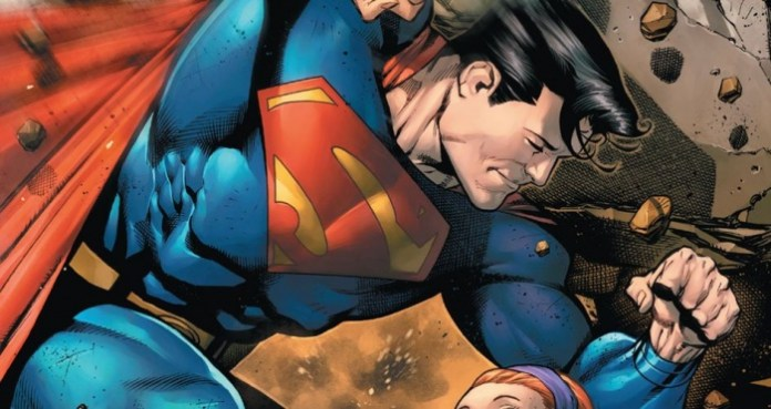 Superman Man of Tomorrow feature