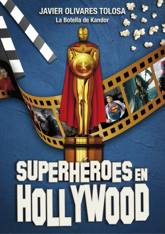 Superheroes en Hollywood Portada
