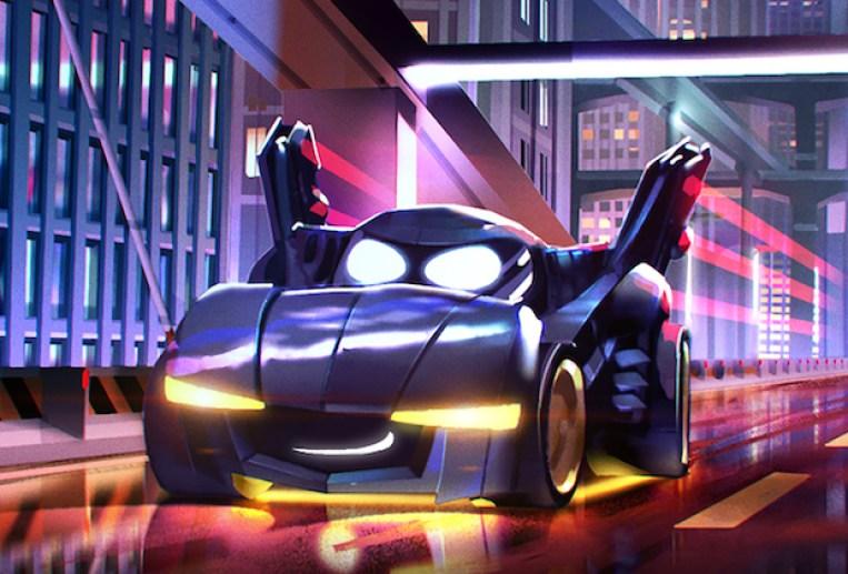 Se anuncia Batwheels, una nueva serie de animación de DC
