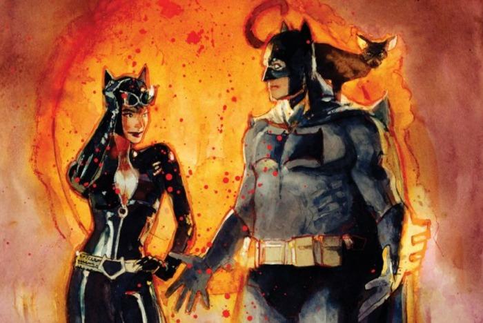 Catwoman y Batman, una relación que todavía tiene mucho que contar