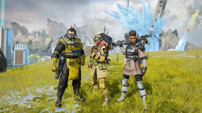 Apex Legends Mobile - Electronic Arts - Respawn Entertaiment 006