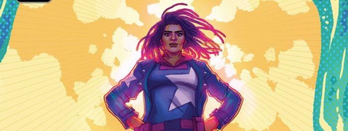 Una nueva Capitana América llega a Marvel Comics