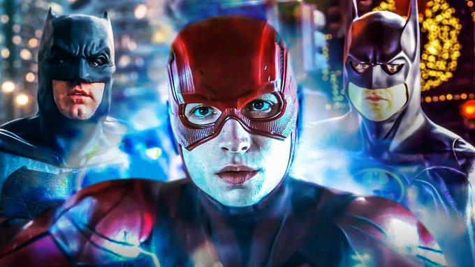 Supergirl se deja ver en las nuevas imágenes del set de rodaje de The Flash