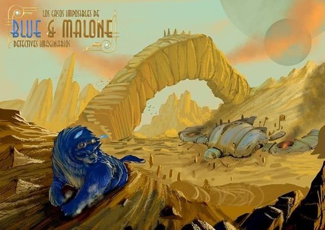 Blue & Malone 3