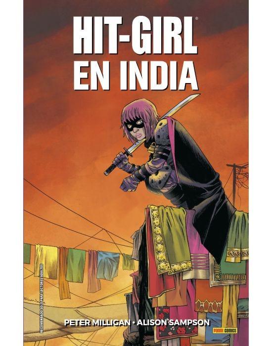 Hit Girl en India