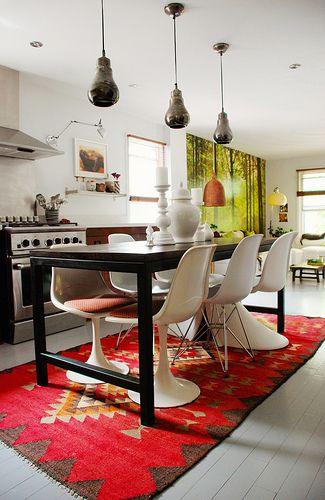 panton chair_scandi boho_lacasadefreja_8