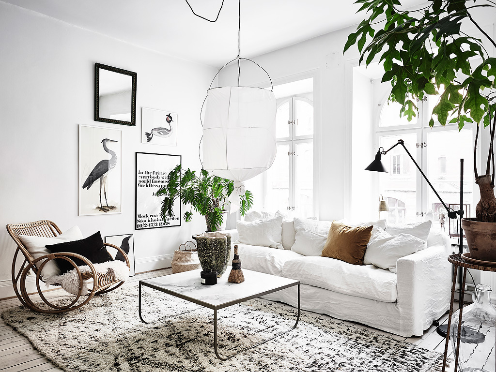 How did Scandi boho decor style become the best? | La casa ...