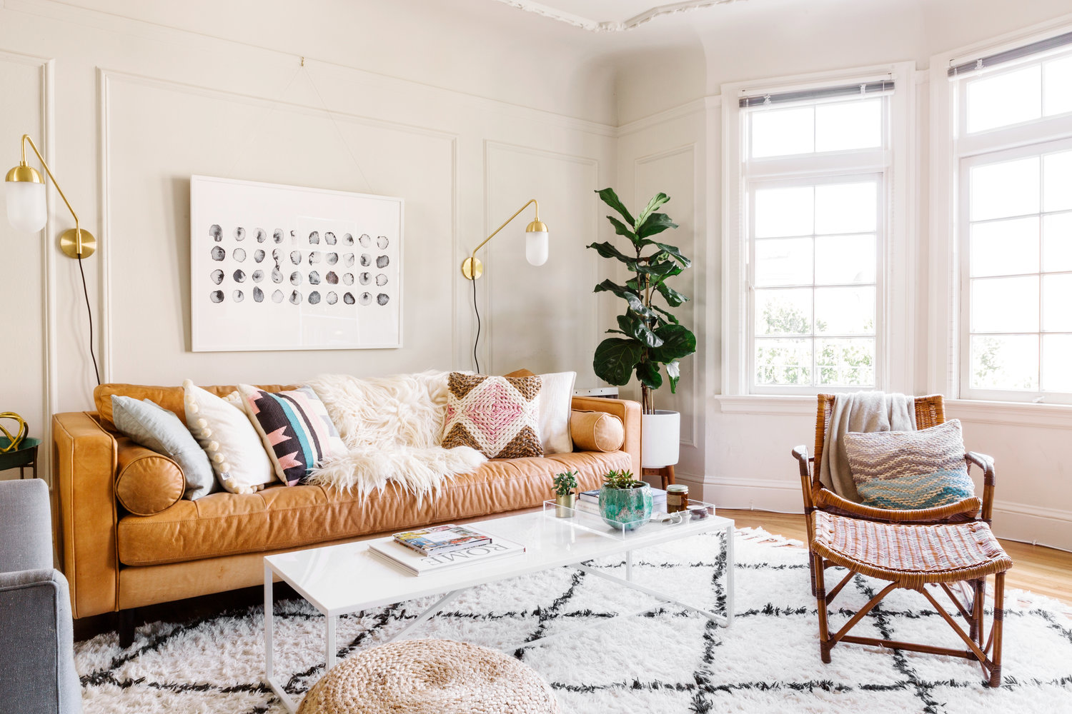 How Did Scandi Boho Decor Style Become The Best La Casa
