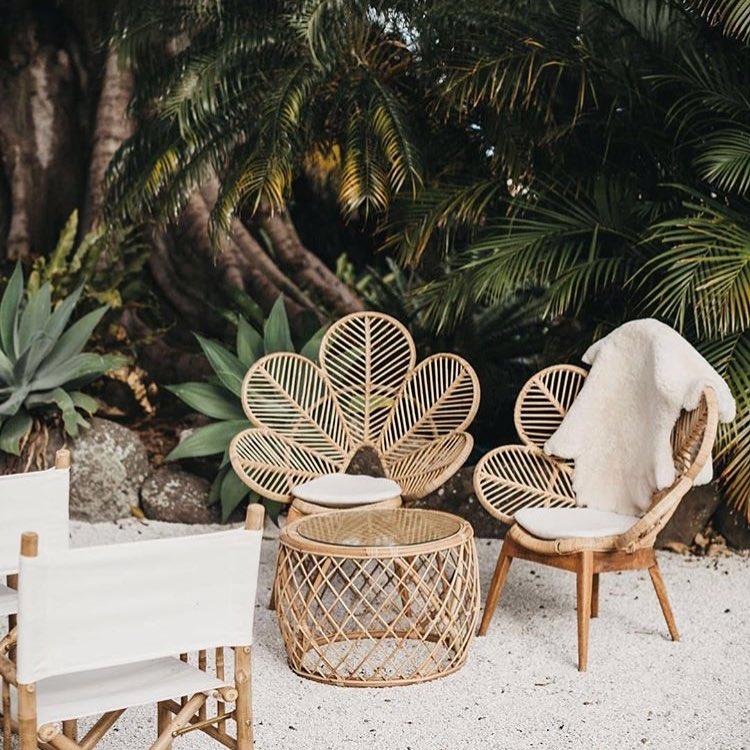 why decorate rattan furniture 1