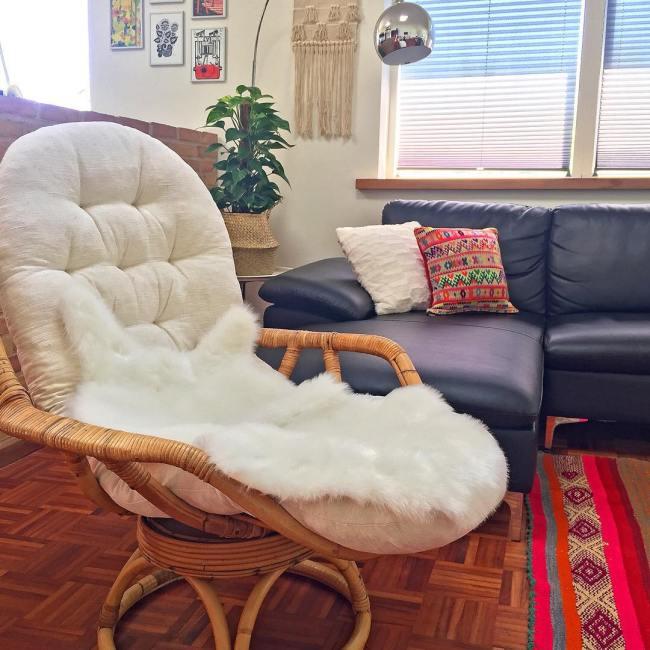 living room peruvian rug_la casa de freja 2