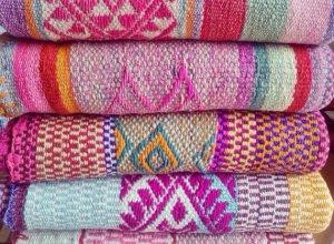 peruvian ethnic rug 4