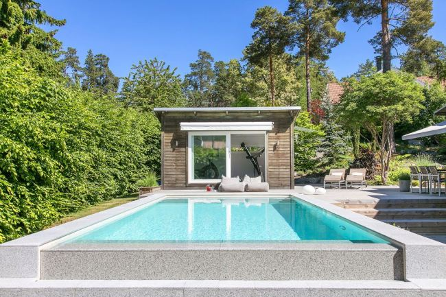a dream house with pool included 22
