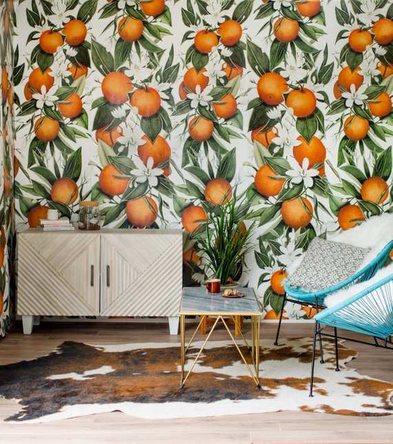 floral wallpaper 06
