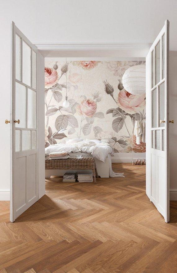 floral wallpaper 08