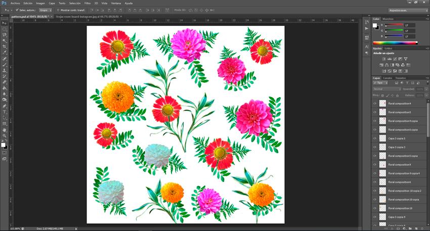 floral-mural-3---lacasadefreja