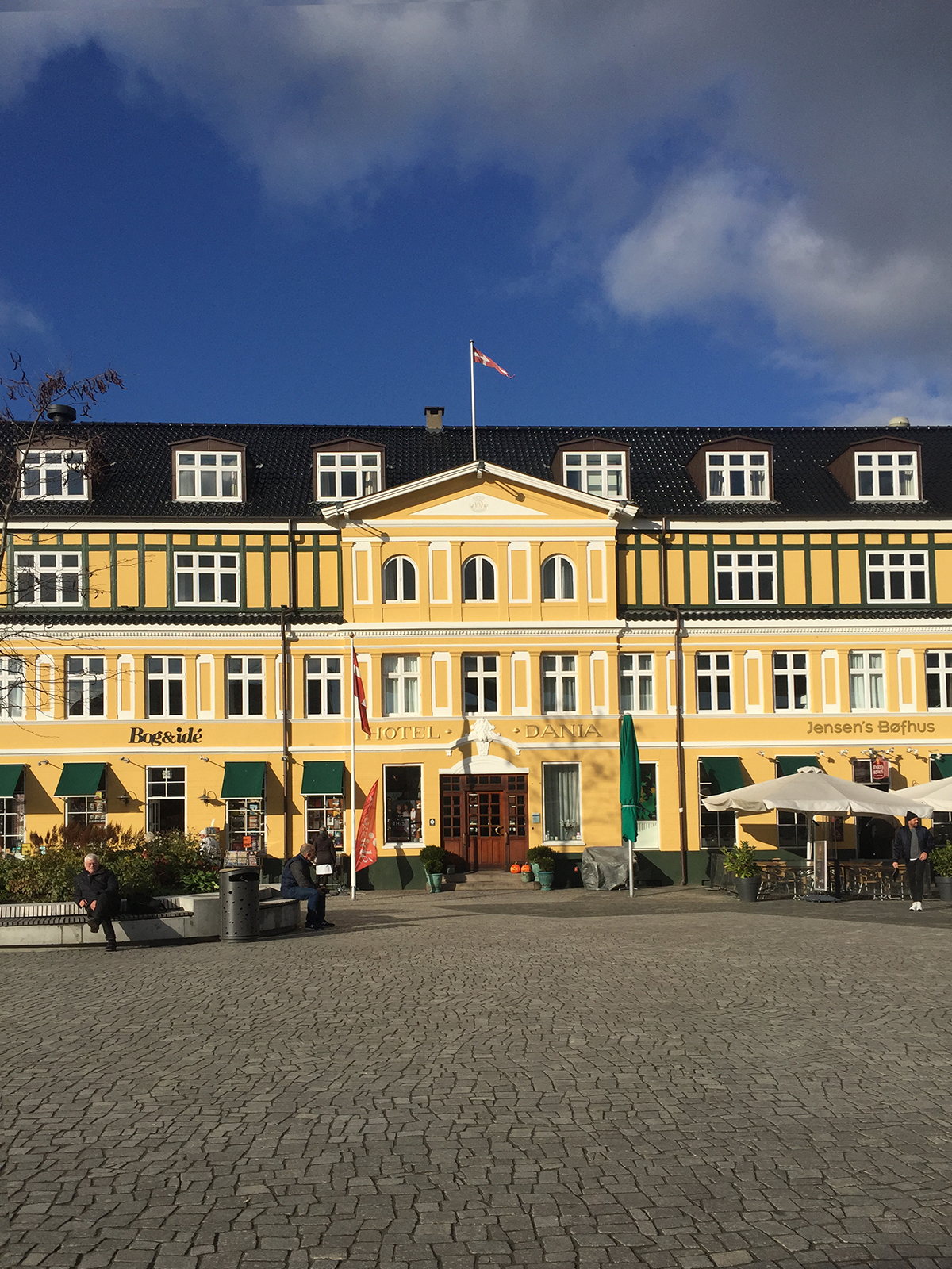 A very short visit to Silkeborg in Autumn 02