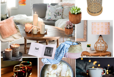 How to bring hygge to your living room